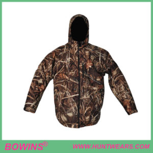 Hunter waterproof hunting camo clothing