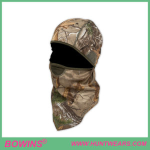 Mens Hunter Fleece-Lined Hunting Facemask