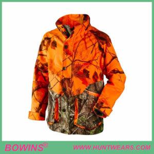 Mensblaze camo waterproof shooting hunting jacket