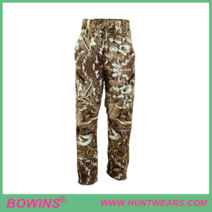 Men's professional hunter insulated hunting pants
