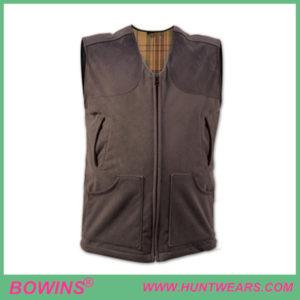 MensHunter Outdoor Fleece Hunting Vest