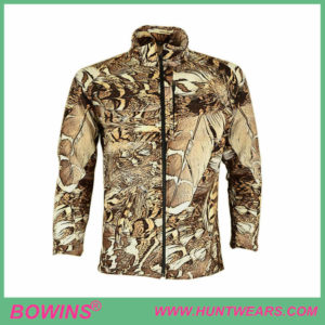 Men's waterproof camouflage hunting clothing