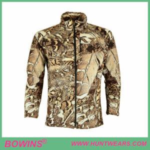Men's waterproof camouflage hunting clothing
