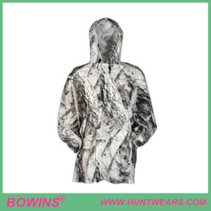 Men's Waterproof Snow Camouflage Hunting Jacket