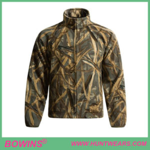 camo winter hunting jacket