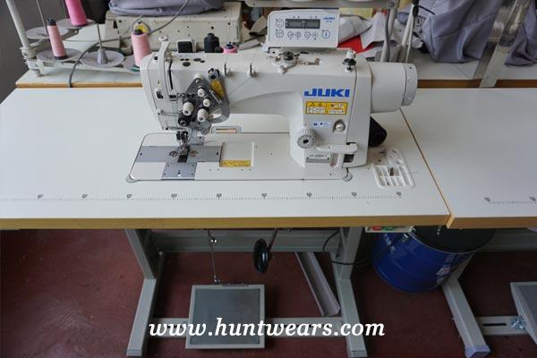 hunting clothing companies machine