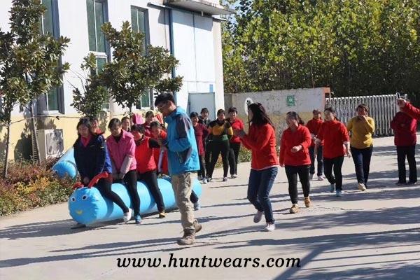 hunting clothing companies team