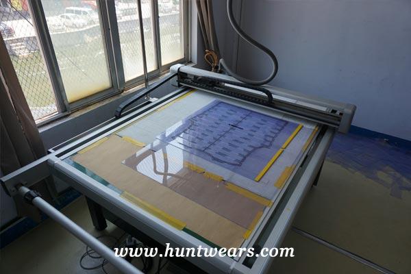 hunting clothing wholesale machine