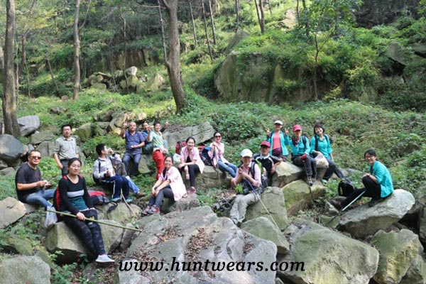 hunting clothing wholesale team
