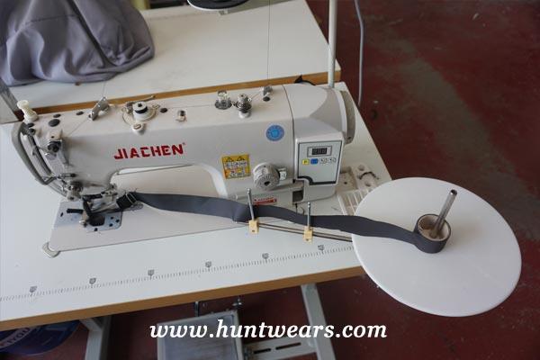 hunting gear manufacturers machine