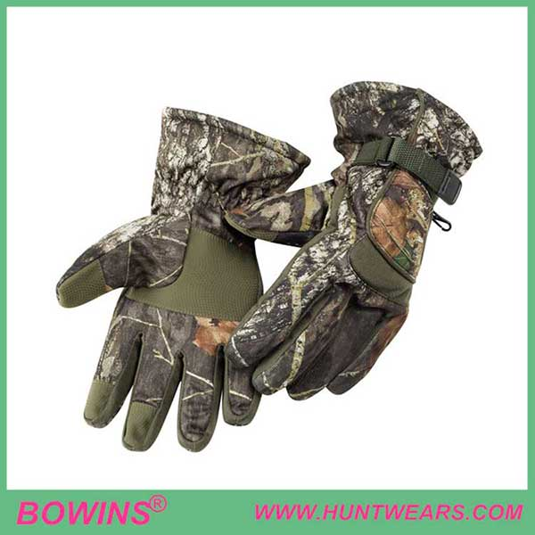 hunting gloves home