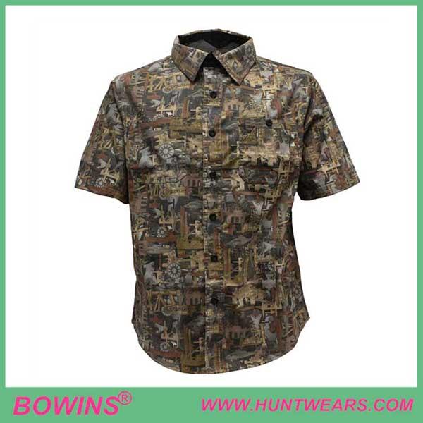 hunting shirt home