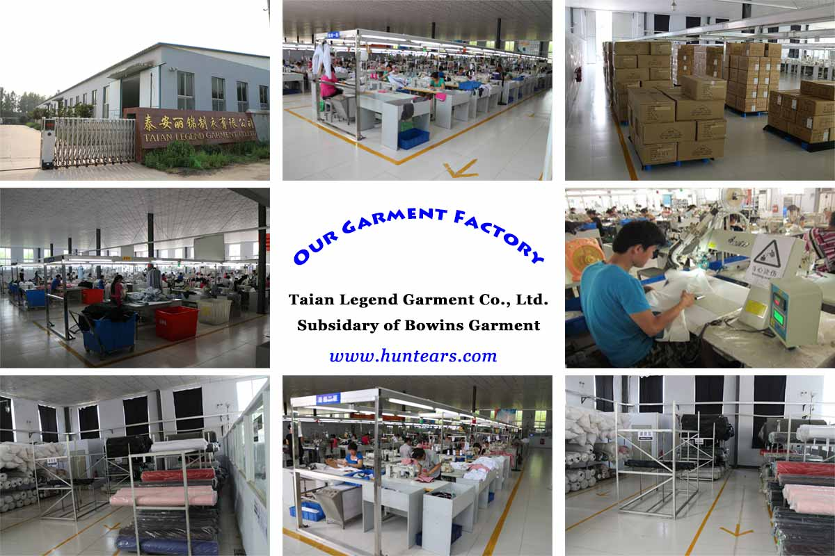 hunting wear factory