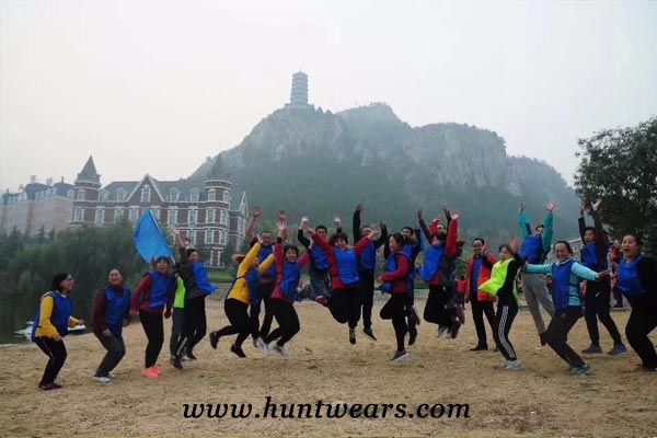 wholesale hunting clothes team