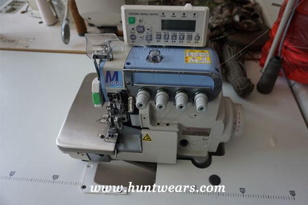 wholesale hunting clothing machine