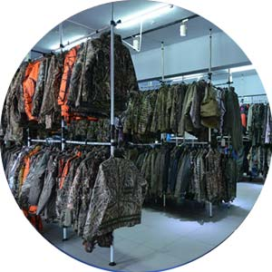 Competitive factory price for hunting jacket
